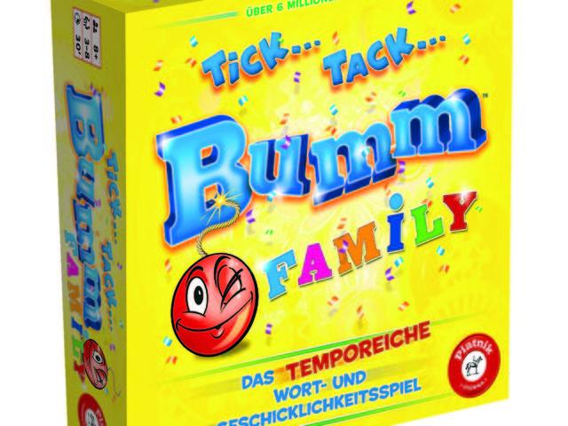 Tick Tack Bumm Family Bild 1