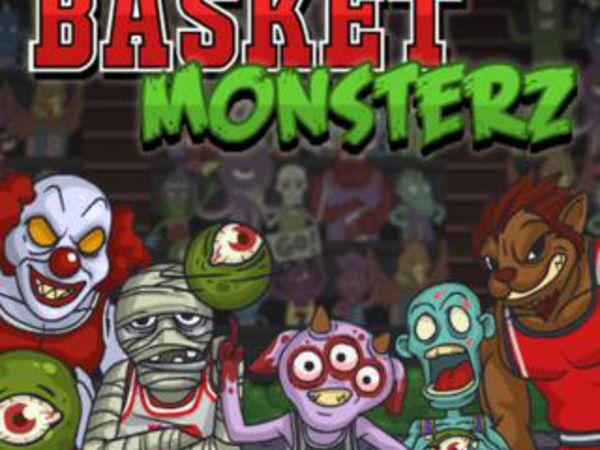Bild zu HTML5-Spiel Basket Monsterz