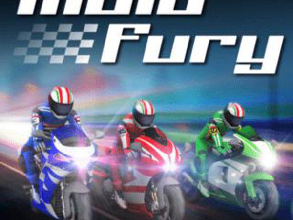 Bild zu Rennen-Spiel Moto Fury