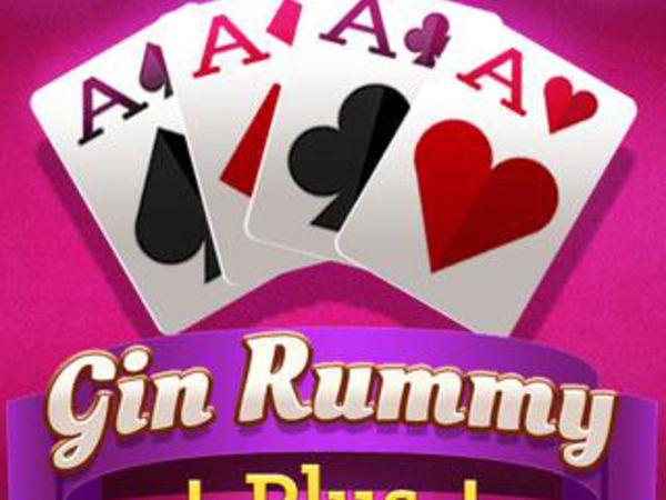 Bild zu Karten & Brett-Spiel Gin Rummy Plus