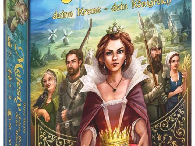 Majesty: Deine Krone, Dein Königreich Bild 1