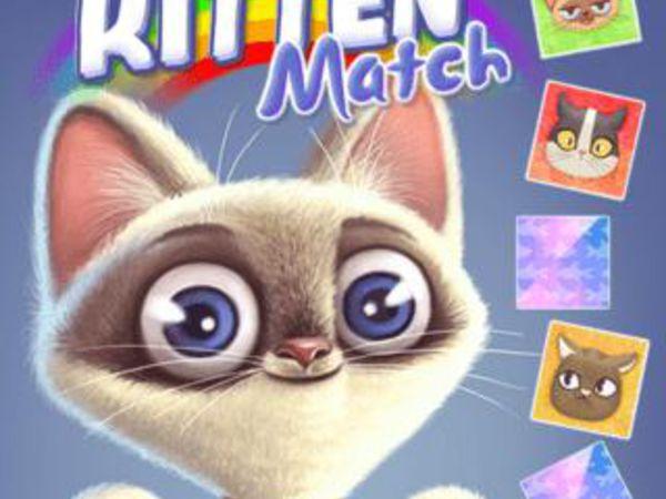 Bild zu Mädchen-Spiel Kitten Match