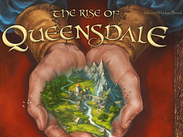 Bild zu Alle Brettspiele-Spiel The Rise of Queensdale