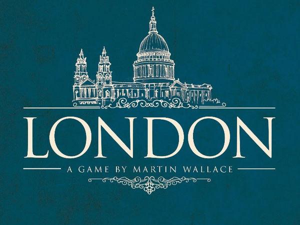 Bild zu Alle Brettspiele-Spiel London: Second Edition