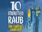 Vorschaubild zu Spiel 10 Minuten Raub: Der Turm des Zauberers