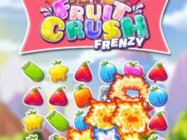 Bild zu Denken-Spiel Fruit Crush Frenzy