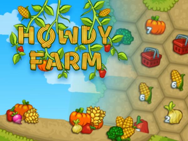 Bild zu Denken-Spiel Howdy Farm