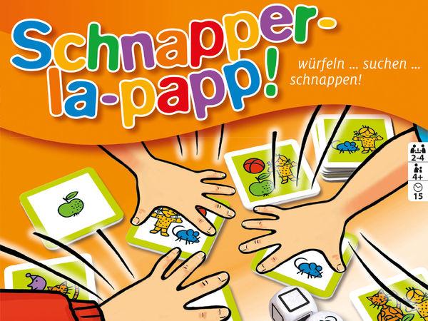 Bild zu Alle Brettspiele-Spiel Schnapper-la-papp