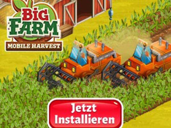 Bild zu Top-Spiel Big Farm: Mobile Harvest
