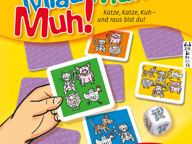 Miau Mäh Muh Bild 1