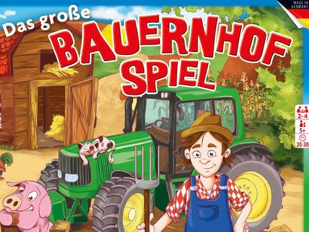 Das große Bauernhofspiel