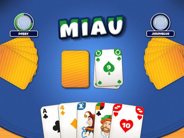 Bild zu Strategie-Spiel Miau