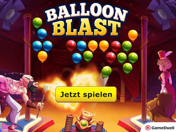 Bild zu Strategie-Spiel Balloon Blast