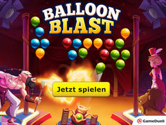 Balloon Blast spielen
