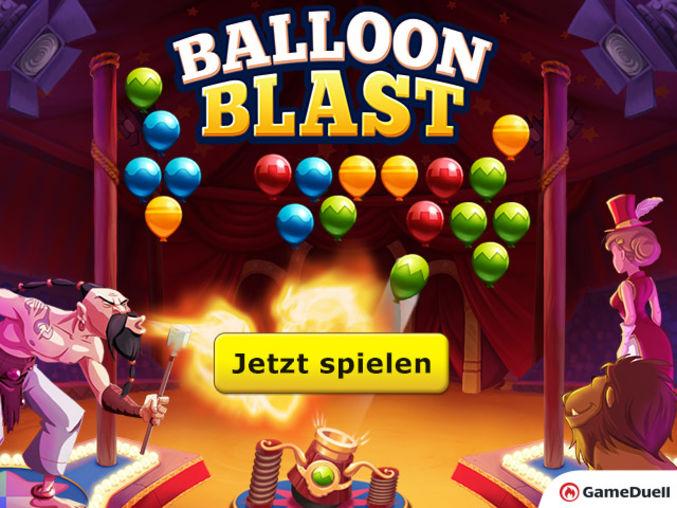 Balloon Blast