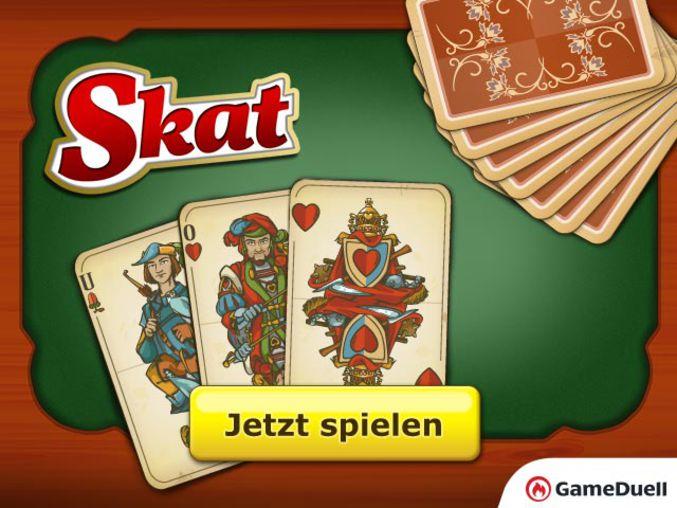 Skat online spielen kostenlos – rund um die Uhr – gegen Tausende Mitspieler