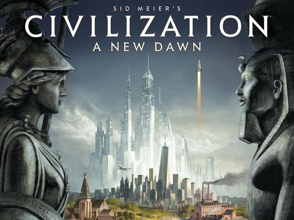Bild zu Alle Brettspiele-Spiel Sid Meier's Civilization: A New Dawn