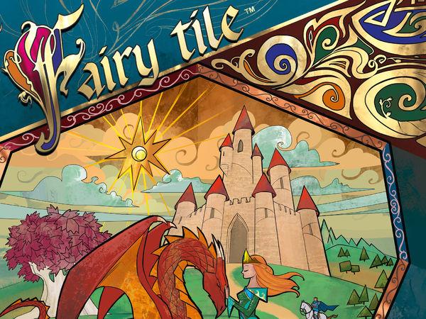Bild zu Alle Brettspiele-Spiel Fairy Tile