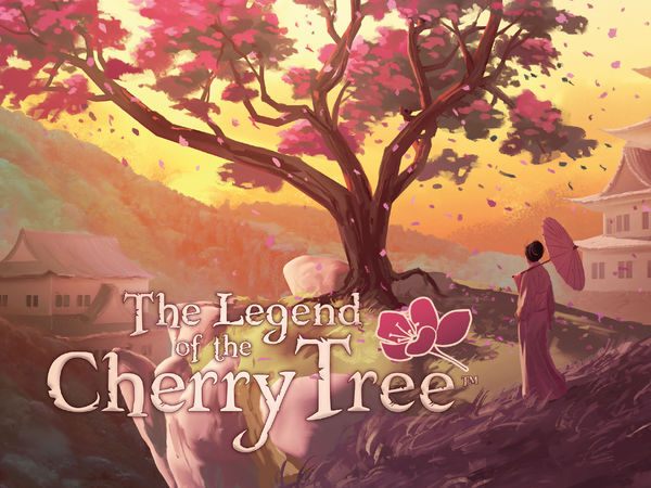 Bild zu Alle Brettspiele-Spiel The Legend of the Cherry Tree