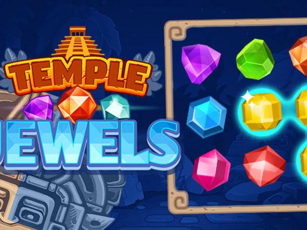 Bild zu Denken-Spiel Temple Jewels