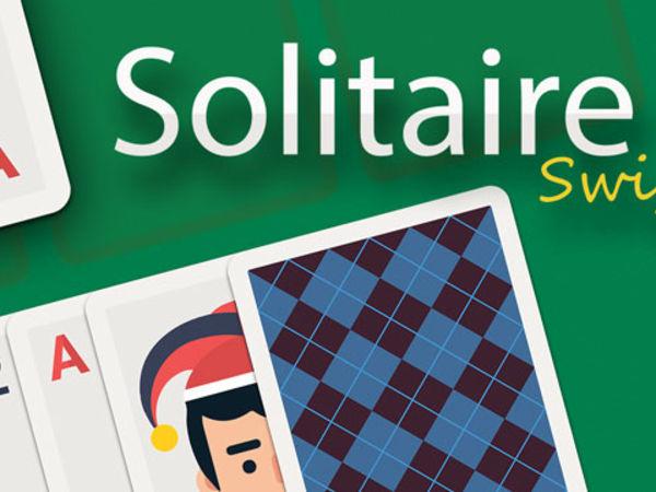 Bild zu Karten & Brett-Spiel Solitaire Swift