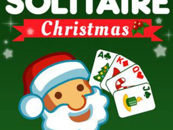 Bild zu Karten & Brett-Spiel Solitaire Classic Christmas