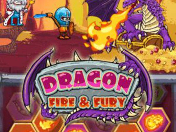 Bild zu Action-Spiel Dragon: Fire & Fury