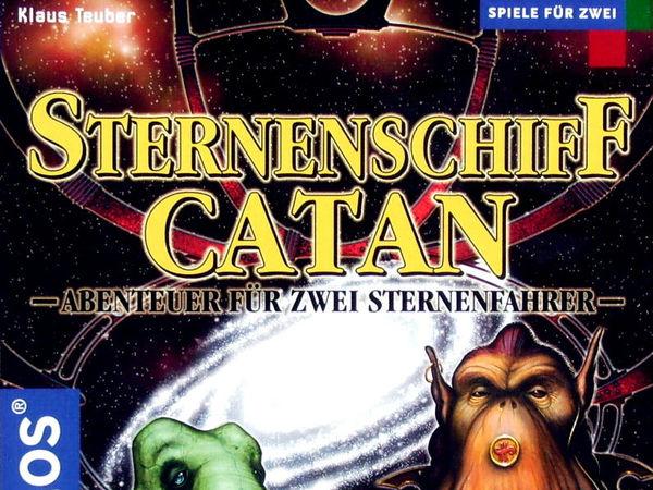 Bild zu Alle Brettspiele-Spiel Sternenschiff Catan