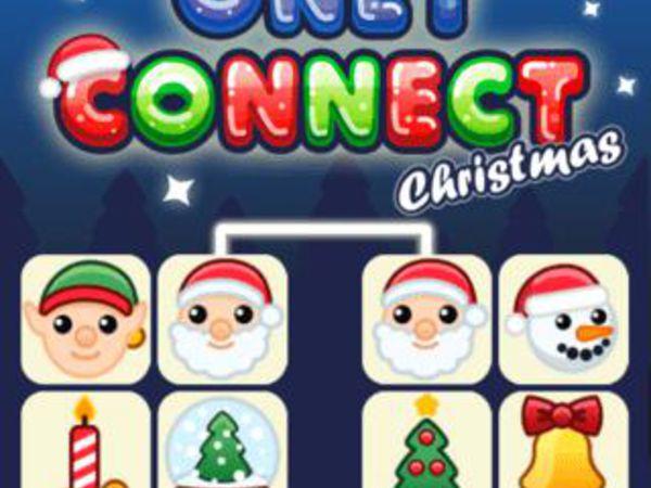 Bild zu Karten & Brett-Spiel Onet Connect Christmas