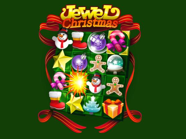 Bild zu Denken-Spiel Jewel Christmas