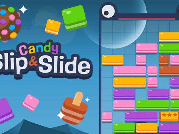Bild zu Denken-Spiel Candy: Slip and Slide