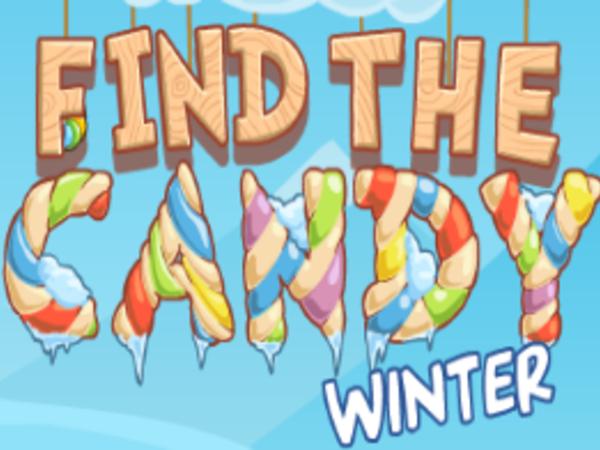 Bild zu Denken-Spiel Find the Candy 2 Winter