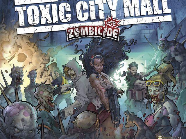 Zombicide: Toxic City Mall Bild 1
