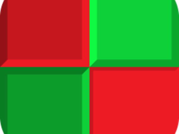 Bild zu Action-Spiel Don't touch the red