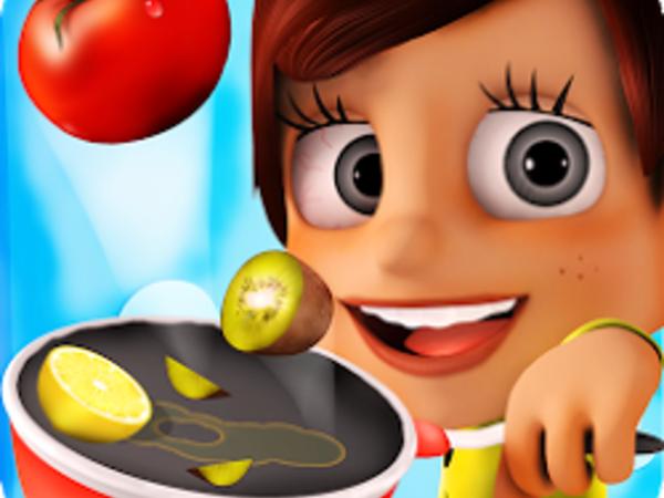 Bild zu Mädchen-Spiel Kids Kitchen
