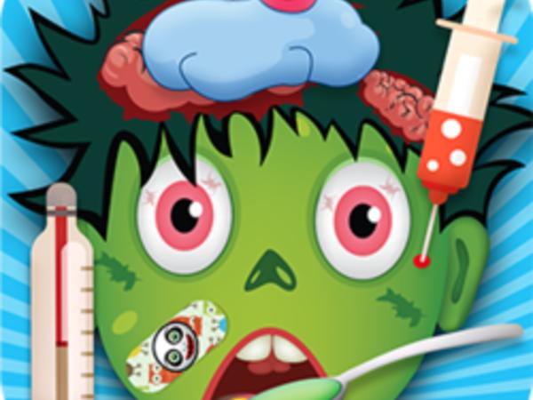 Bild zu Mädchen-Spiel Monster Hospital