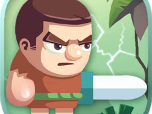 Bild zu Action-Spiel Blocky Warrior