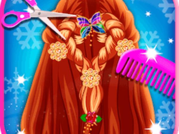 Bild zu Mädchen-Spiel Hair Do Design