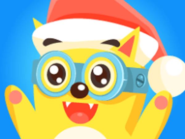 Bild zu Action-Spiel FlapCat Christmas