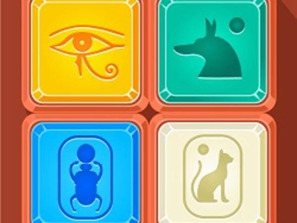Bild zu Denken-Spiel The stones of the Pharaoh