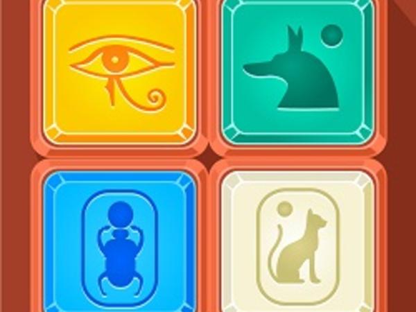 Bild zu Neu-Spiel The stones of the Pharaoh