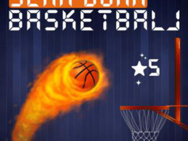 Bild zu Action-Spiel Slam Dunk Basketball