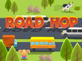 Geschick-Spiel Road Hop spielen