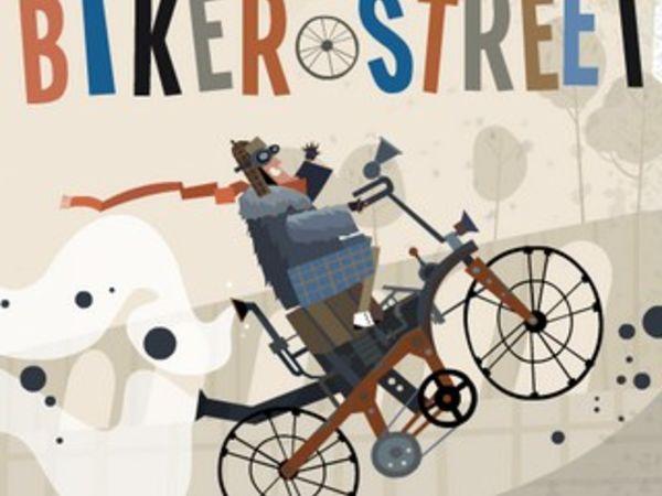 Bild zu Rennen-Spiel Biker Street