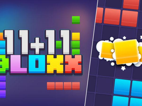 Bild zu Denken-Spiel 11x11 BLOXX