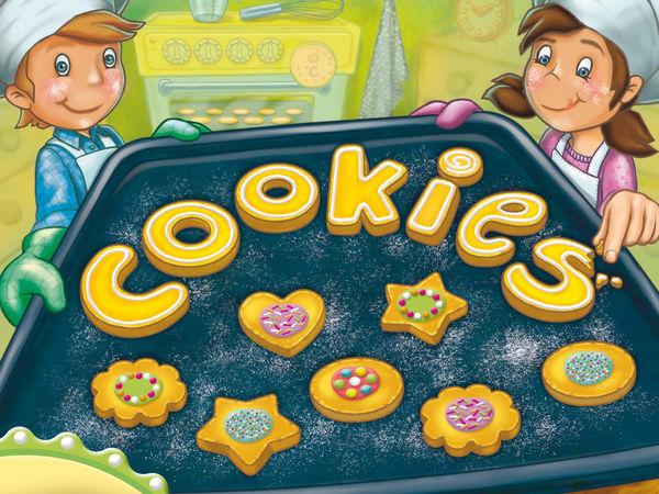 Bild zu Alle Brettspiele-Spiel Cookies