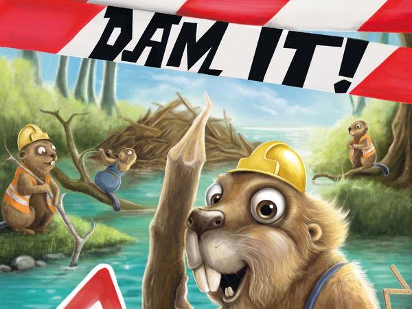 Bild zu Alle Brettspiele-Spiel Dam it!