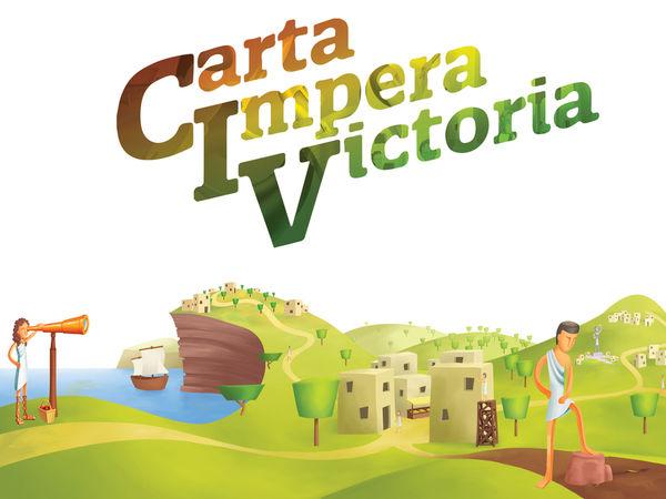 Bild zu Alle Brettspiele-Spiel CIV: Carta Impera Victoria