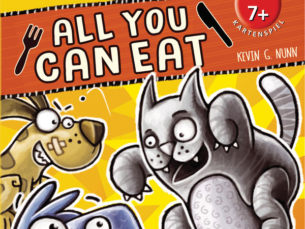 Bild zu Alle Brettspiele-Spiel All You Can Eat