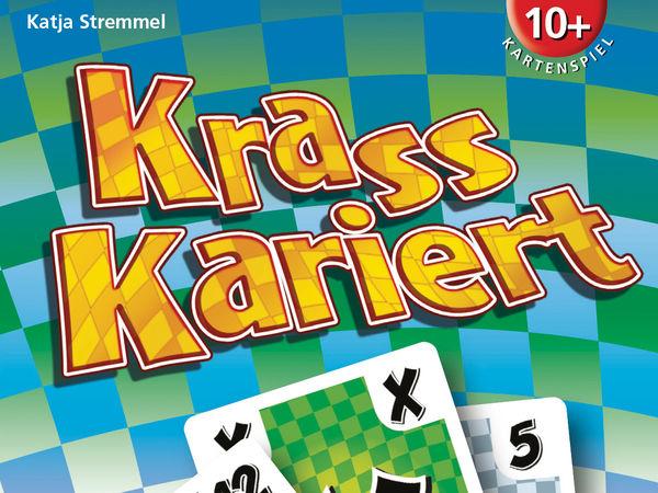 Bild zu Alle Brettspiele-Spiel Krass Kariert